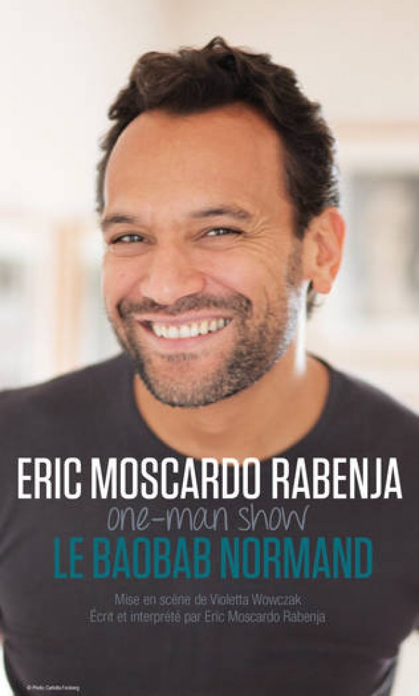 Eric Moscardo Rabenja dans Le baobab normand