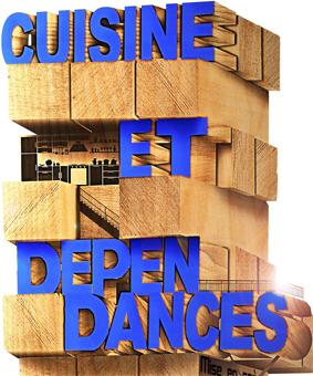 Cuisine et d pendances la sauce montmartroise vu for Theatre cuisine et dependance