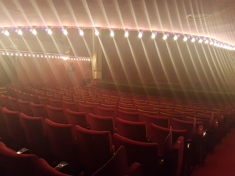 Théâtre Douce Amère