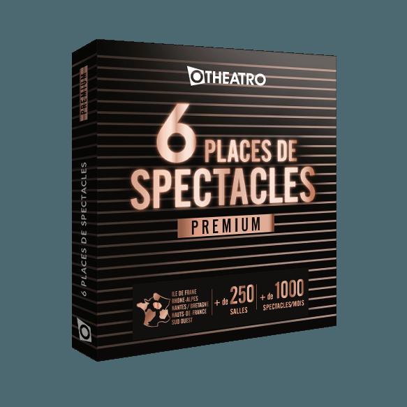 Box Cadeau Spectacle et théâtre